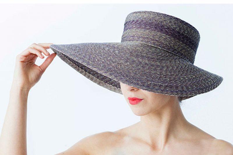 pamela paja capota alta sombrereria madrid
