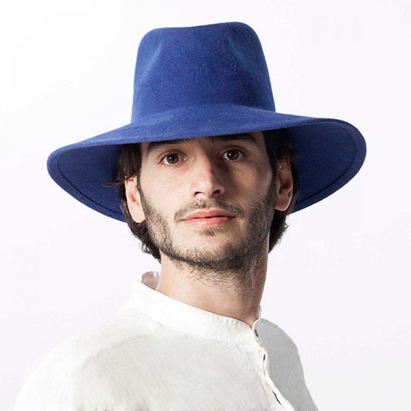 sombrero de hombre filtro madrid